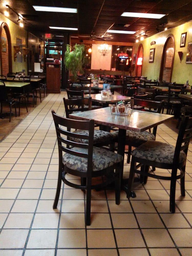Cafe Napolitana Columbus Menu