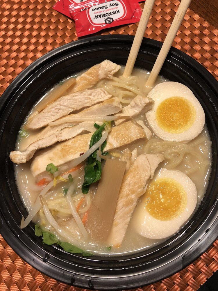 Ramen Station: 1960 Donegal Dr, Woodbury, MN