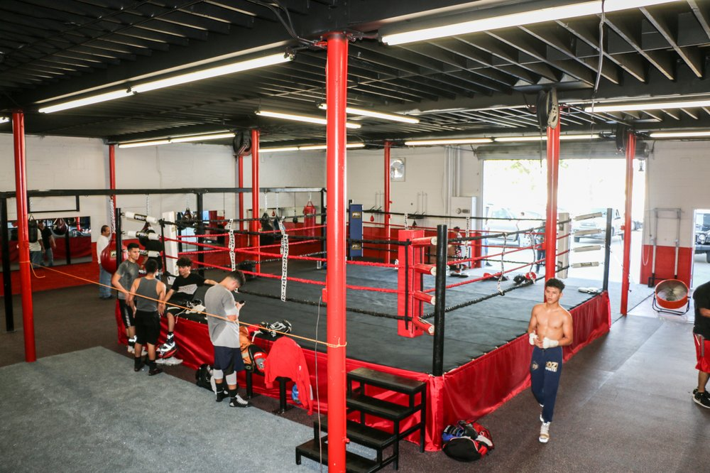 Knockouts Boxing: 9201 California Ave, South Gate, CA