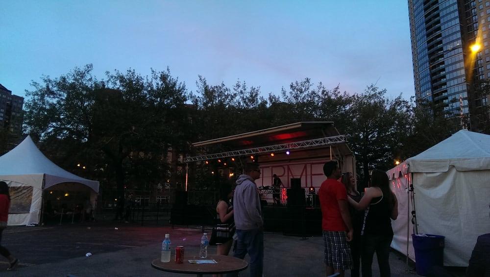 Third Rail Music Festival: 560 N Des Plaine St, Chicago, IL