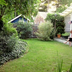 Junior b tree service landscaping lawn maintenance for Garden maintenance van