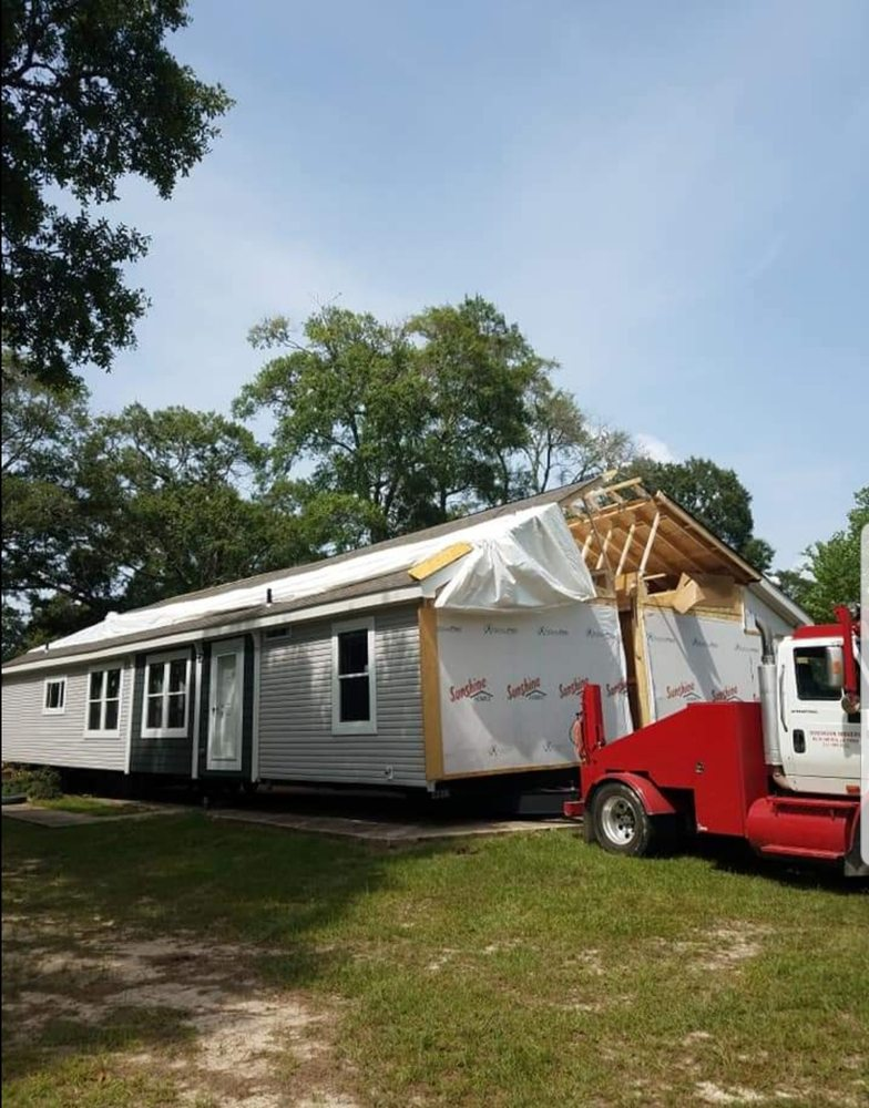 Robinson Mobile Home Movers: 6805 Hwy 90 E, New Iberia, LA