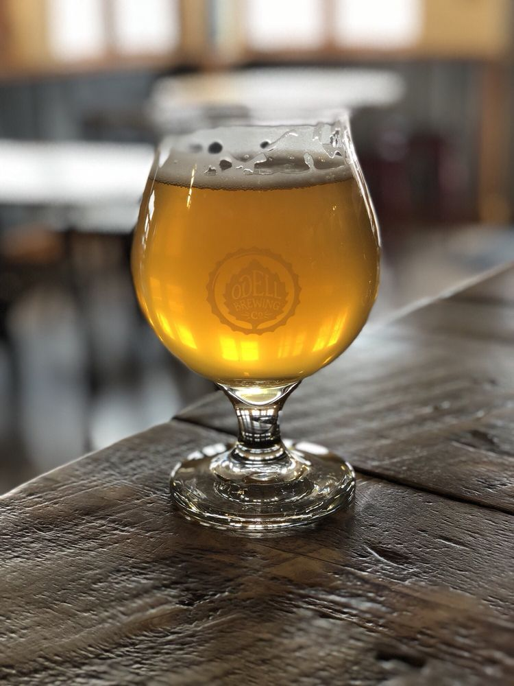 Odell Brewing Company: 800 E Lincoln Ave, Fort Collins, CO