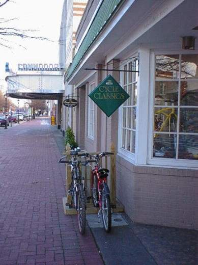 Cycle Classics: 427 High St, Portsmouth, VA