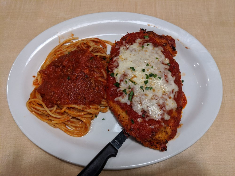 Agrusa's Italian Restaurant: 1240 W Imperial Hwy, La Habra, CA