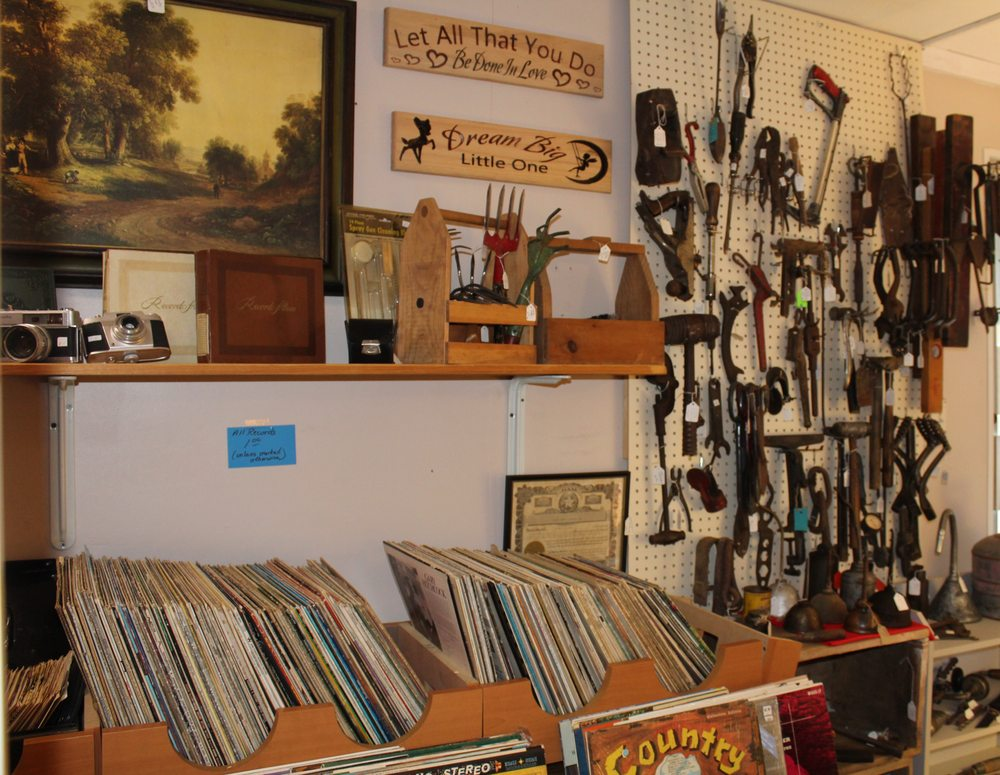 Wagon Wheel Antiques: 5664 Old Haywood Rd, Mills River, NC