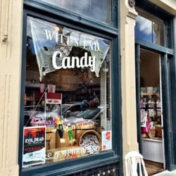 Witts end candy emporium