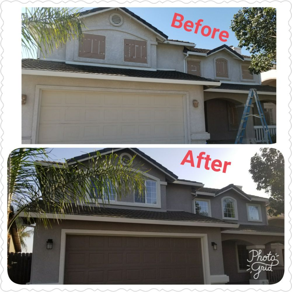 Shacy Painting & Decorating: Turlock, CA