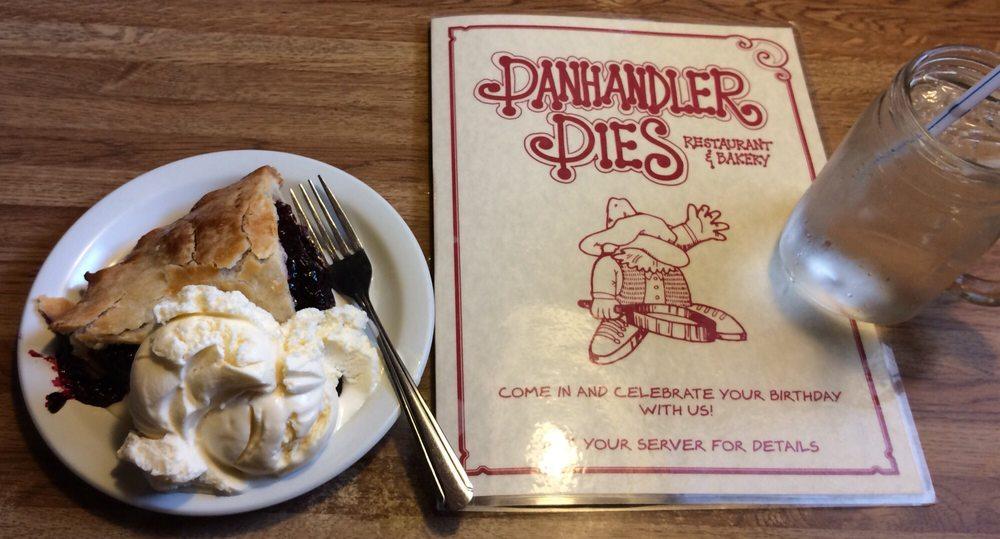 Panhandler Pies Restaurant & Bakery: 120 S 1st Ave, Sandpoint, ID