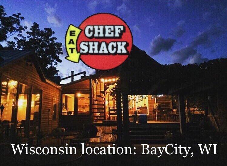 Chef Shack: 6379 Main St, Bay City, WI