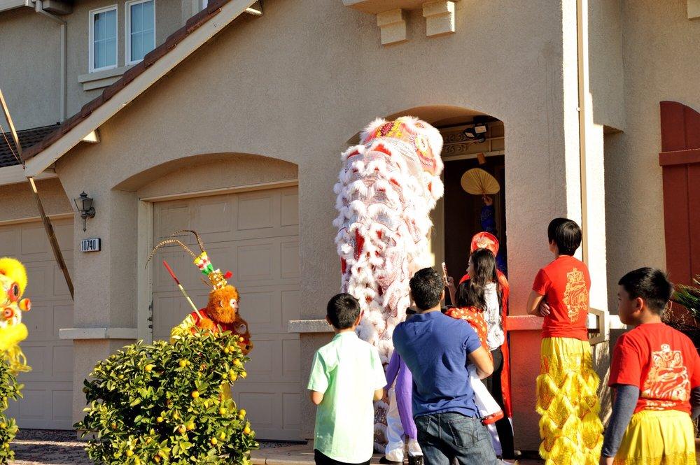 Van Hanh Lion Dance Team: 2294 E Fremont St, Stockton, CA