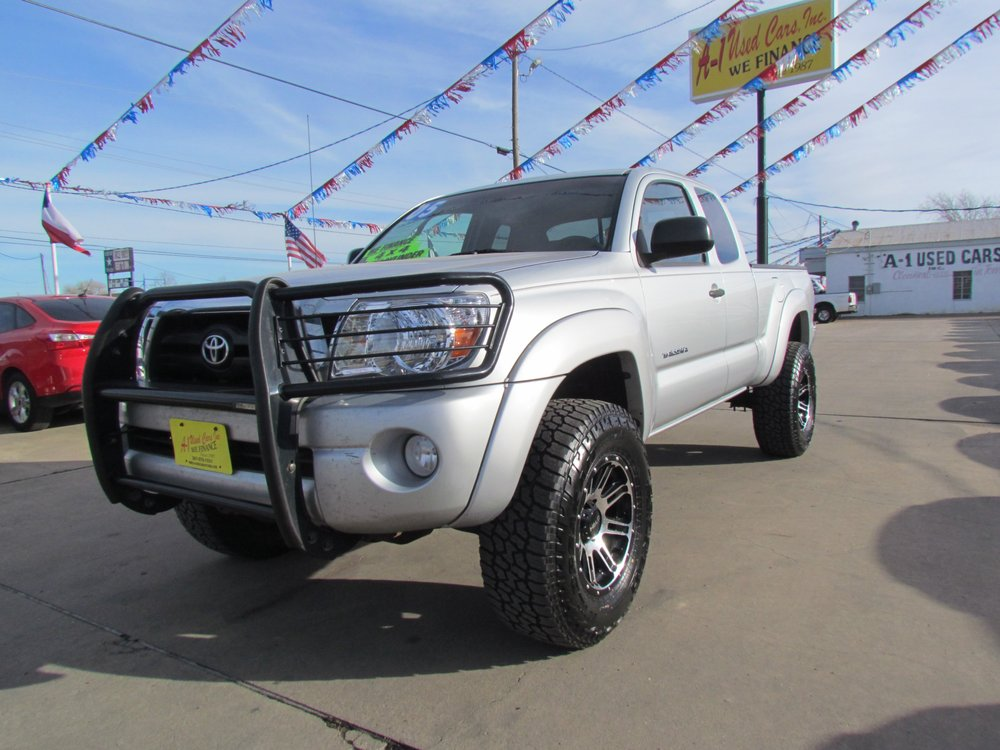 2005 Toyota Tacoma SR5 4X4 with 98k miles. Lift kit, wheels, tires ...