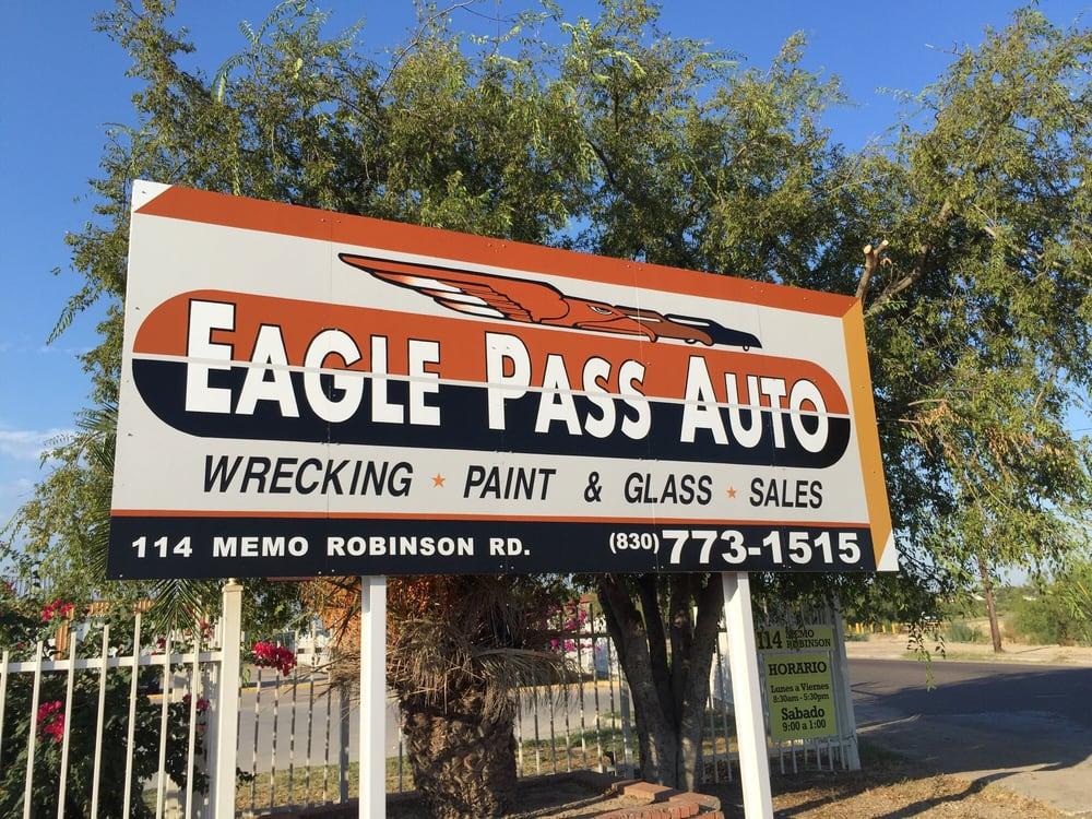 Eagle Pass Auto: 114 Memo Robinson Rd, Eagle Pass, TX