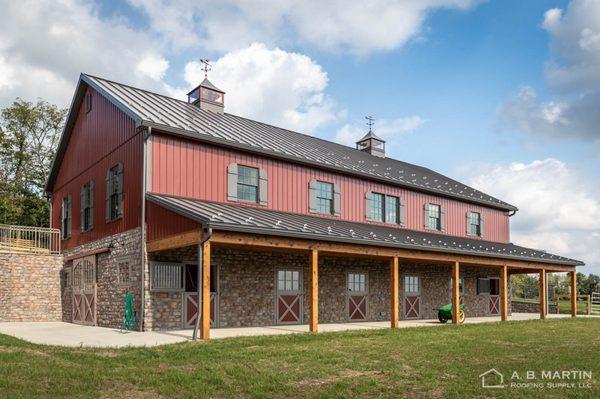 A B Martin Roofing Supply 82 Garden Spot Rd Ephrata, PA