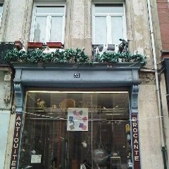 Abaque comptoir de l antiquit antiquaires 35 rue de for Antiquaire lille meuble