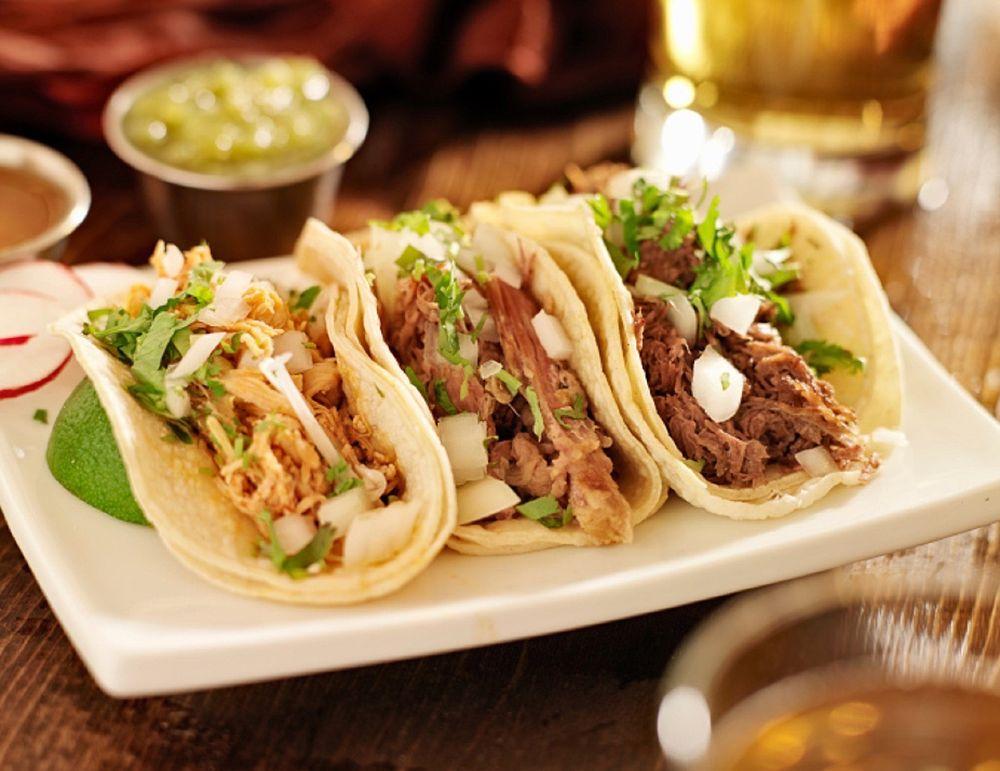 Food from XO Taco