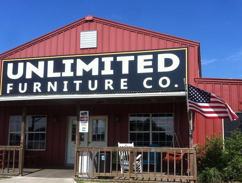 Unlimited furniture co furniture stores 5812 s general for Furniture stores in us