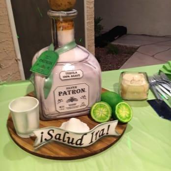 Cakelava  Photos   Reviews Bakeries  S Fort Apache - Patron birthday cake