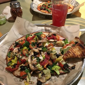 Pieology Pizzeria City Of Industry Ca
