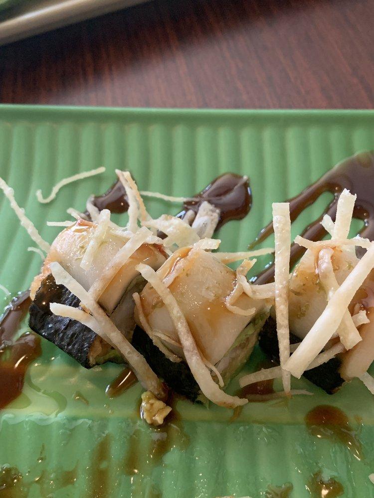Edamame - An American Sushi Bar: 23 B St SW, Ardmore, OK