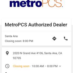 Best Metro Pcs Phones 2020 Metro PCS   Mobile Phones   2020 N Grand St, Santa Ana, CA   Phone