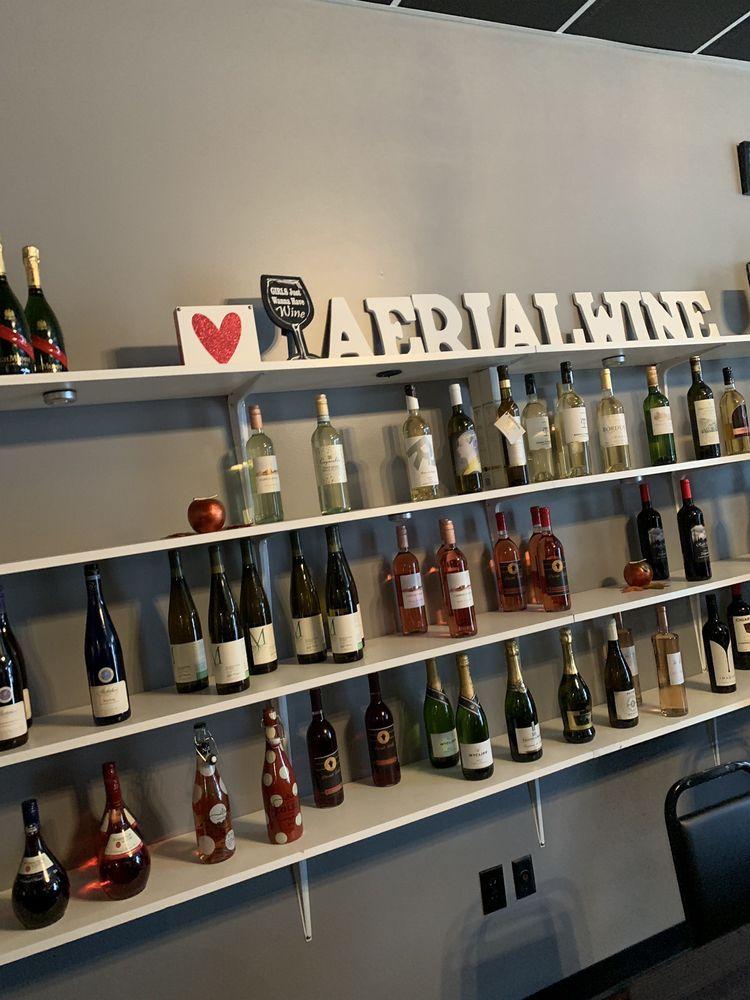 Aerial Wine Boutique