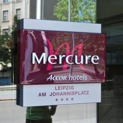 Telefonnummer Mercure Hotel Leipzig Johannisplatz