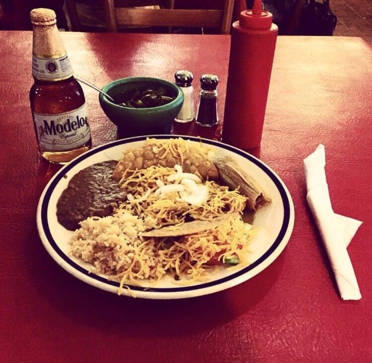Mexican Kitchen Menu Columbus Ms