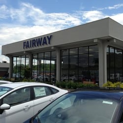 Fairway Ford Kingsport Tn >> Fairway Ford Volkswagen - Car Dealers - 2761 E Stone Dr, Kingsport, TN - Phone Number - Yelp