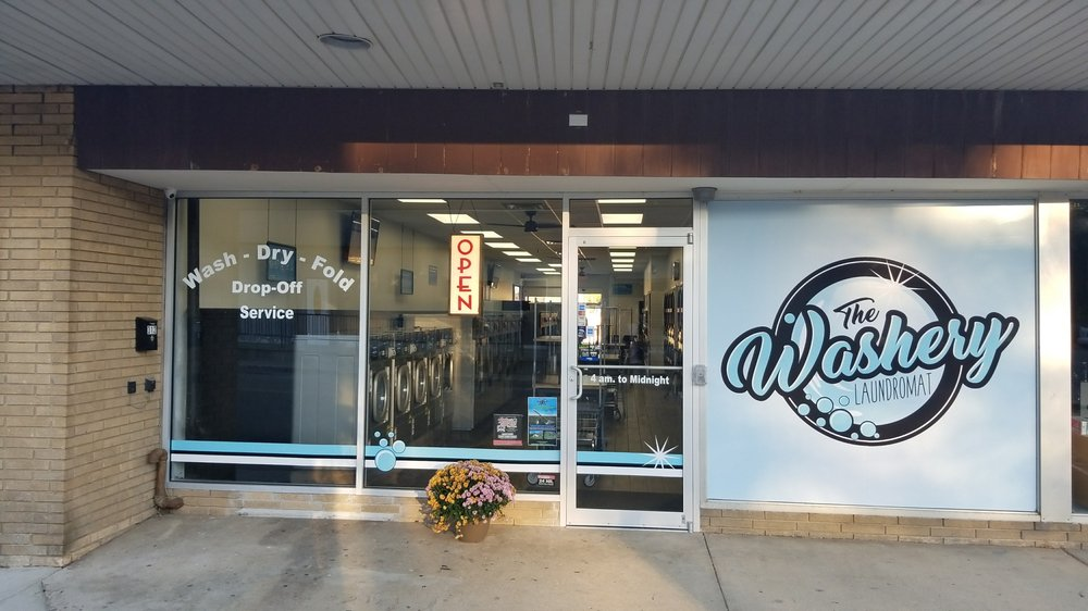 The Washery Laundry: 312 Lincoln Ave, Fox River Grove, IL