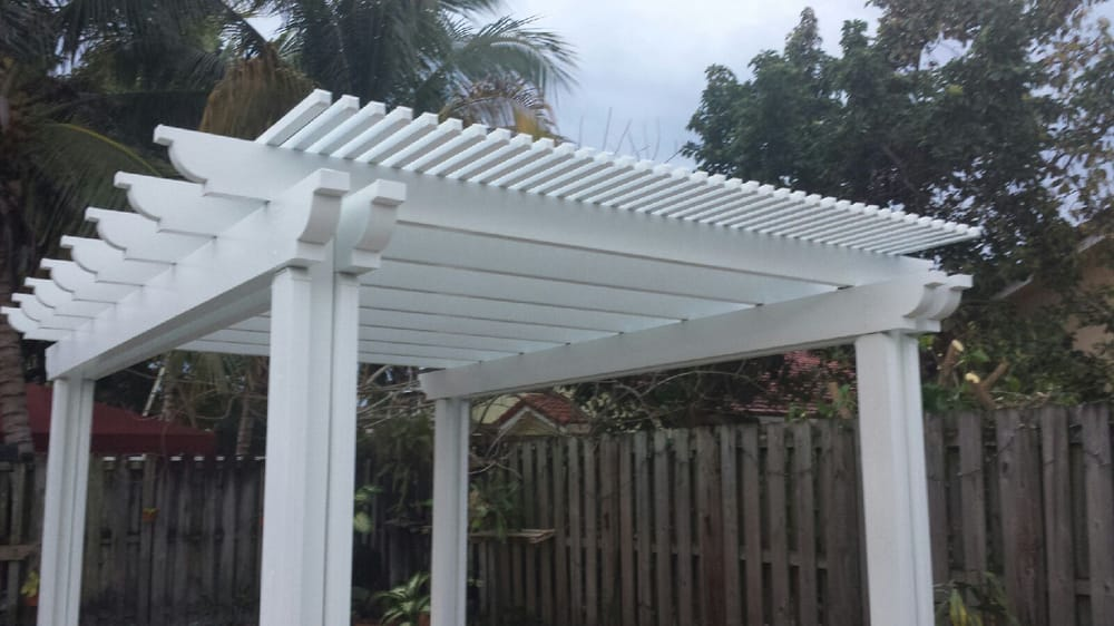 15 photos for a s aluminum supply - Pergolas De Aluminio