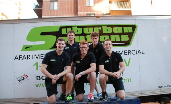 Suburban Solutions Movers and Junk Removal
