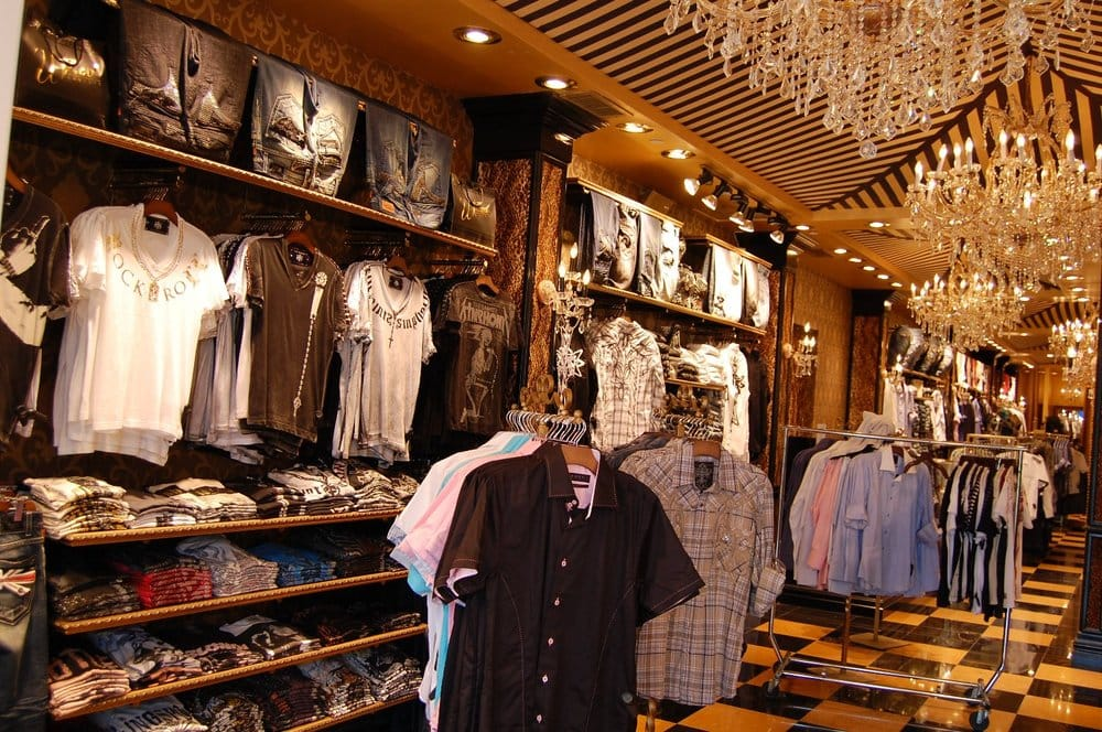 U-Rock Couture: 928 Ocean Dr, Miami Beach, FL