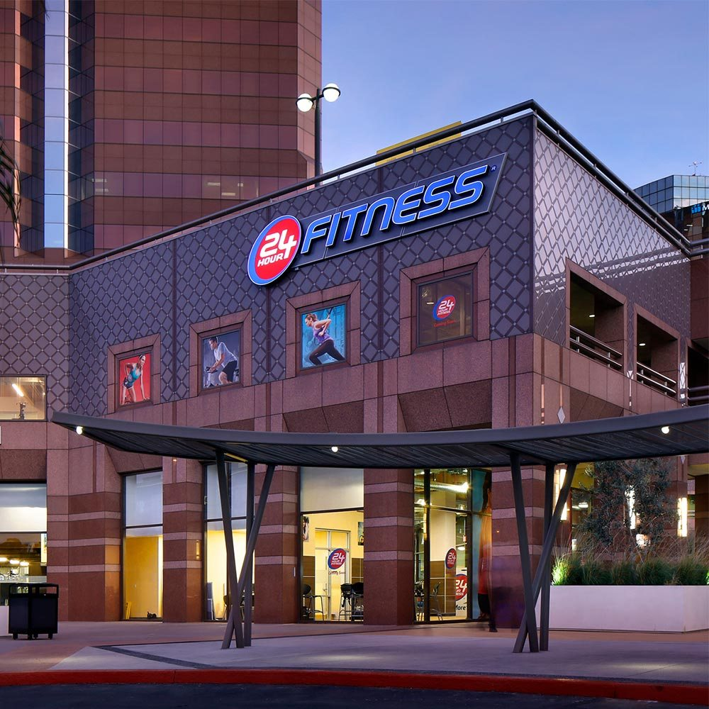 24 Hour Fitness - Downtown Long Beach