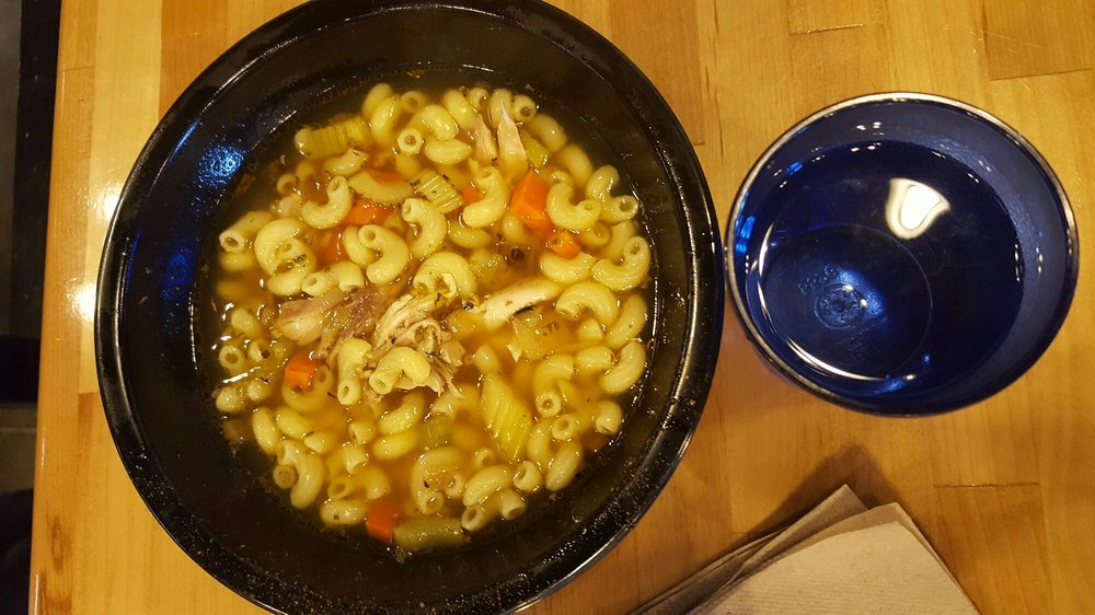 Butchers Kitchen Char B Que Reno : Chicken noodle soup - Yelp