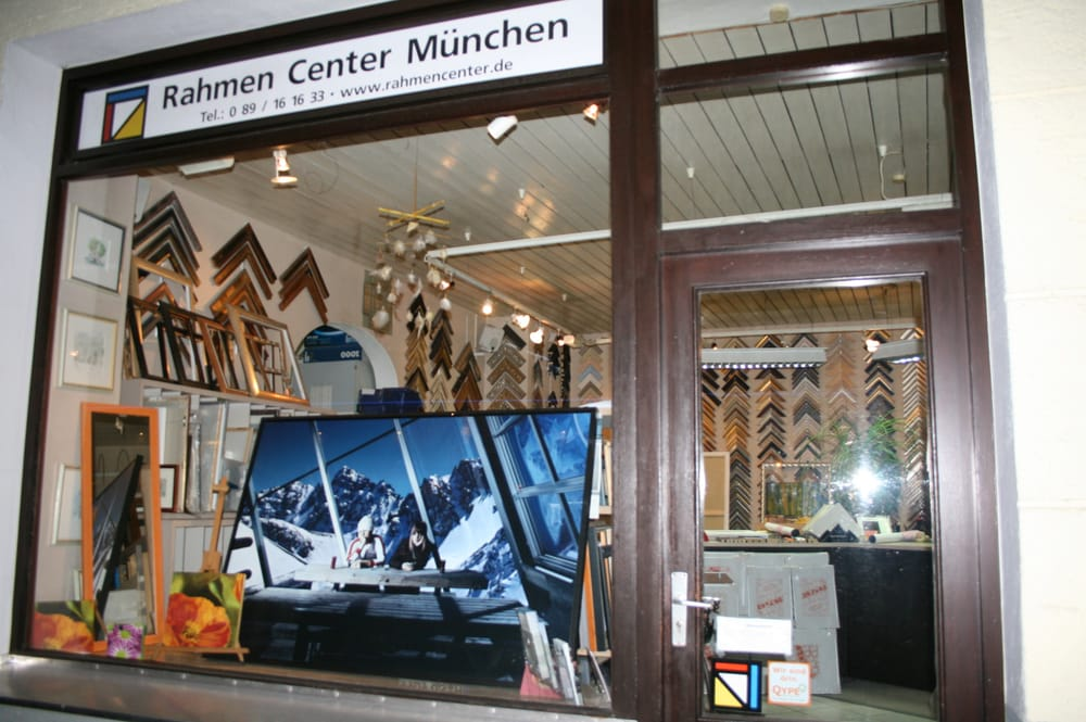 Rahmen-Center - Bilderrahmen - Schulstr. 30, Neuhausen, München ...