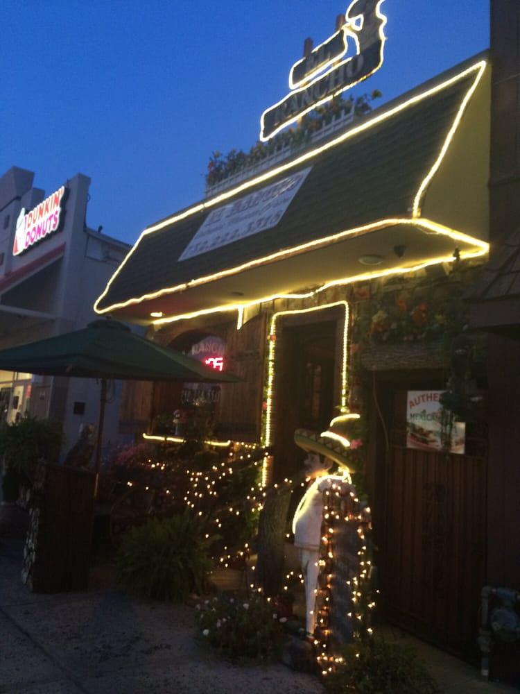 Mexican Restaurants Near Long Branch Nj
