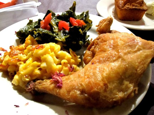 Merts Soul Food Restaurant In Charlotte Nc