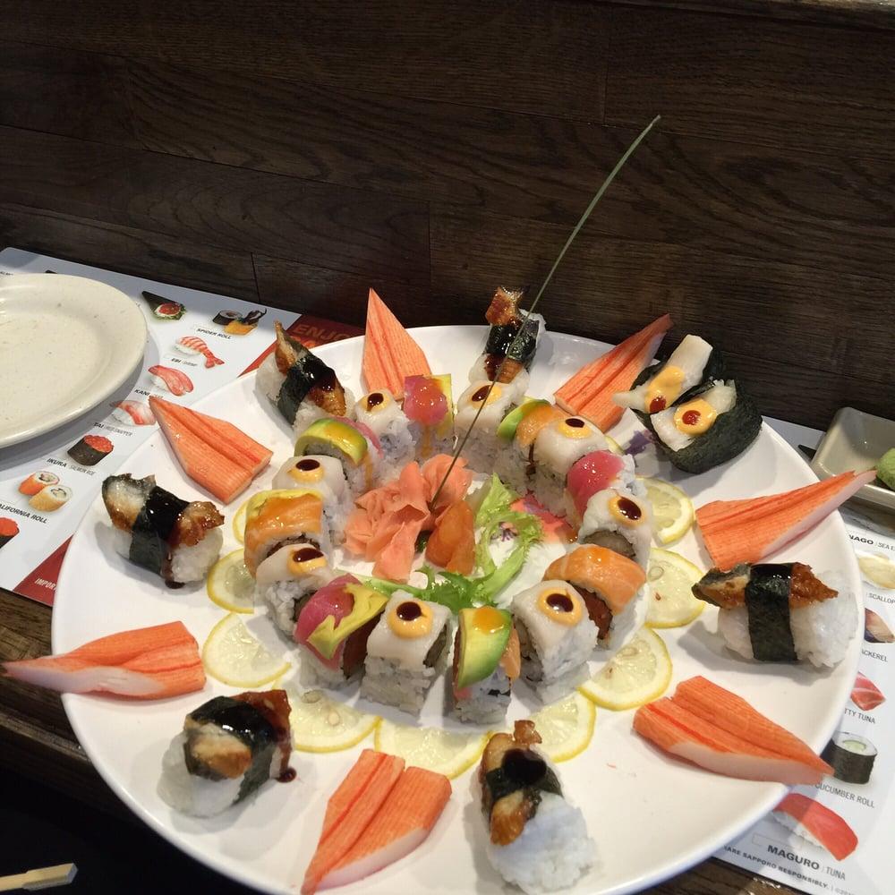 Mizumi Hibachi Sushi 309 State St Greensboro Nc