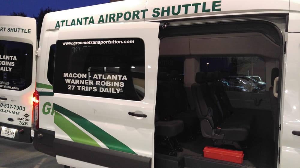 groome transportation columbuss online reservation system - 1000×562