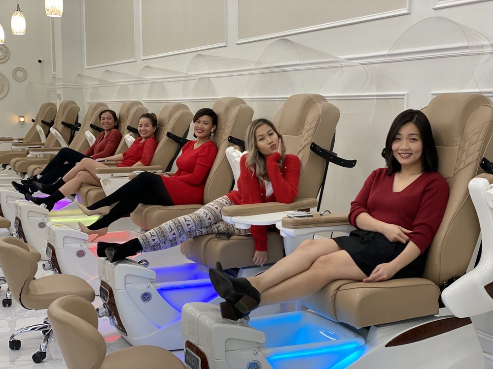 Levy Nails: 5277 US Hwy 158, Advance, NC