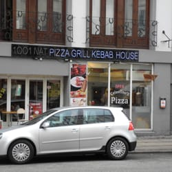 8c9e281c8b47 1001 Nat Pizza Grill Kebab House - Pizza - Istedgade 75