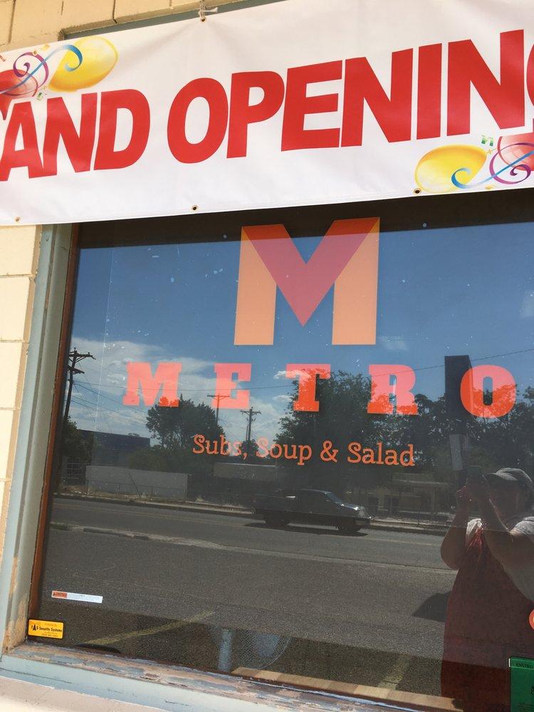Metro Subs Soup & Salad