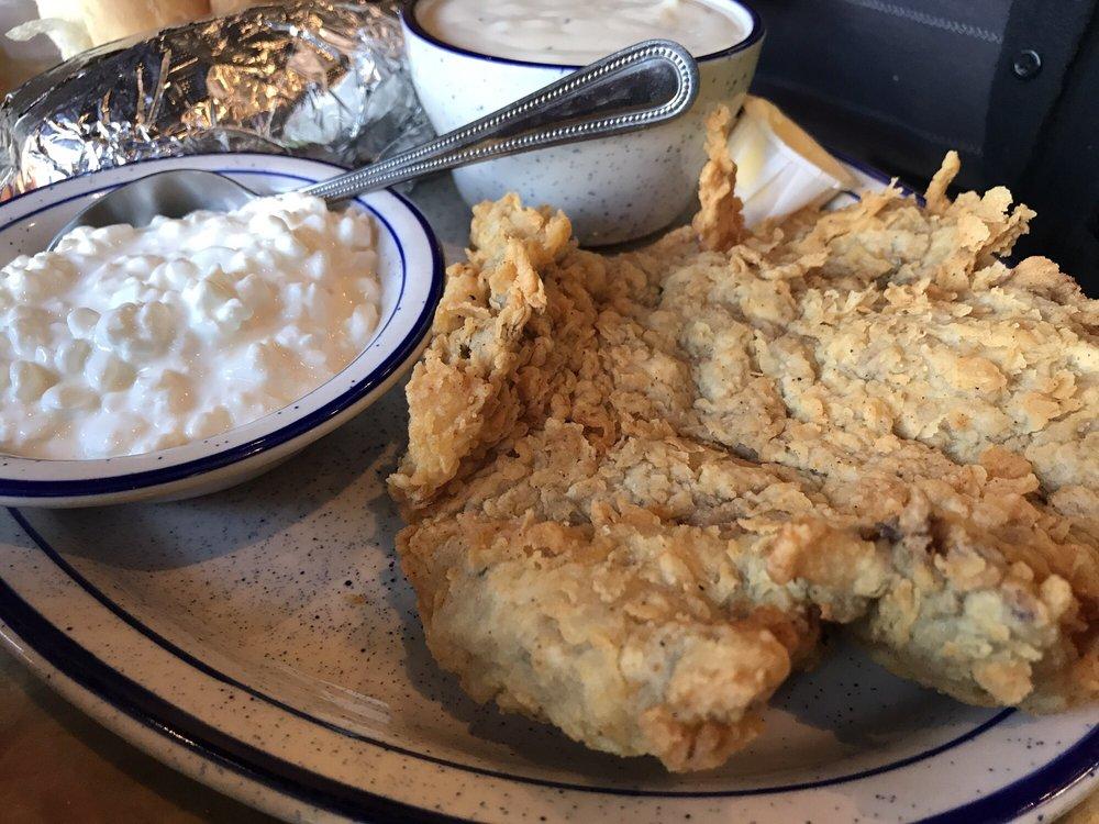 Country Hills Diner: 3410 W 151st, Kiefer, OK