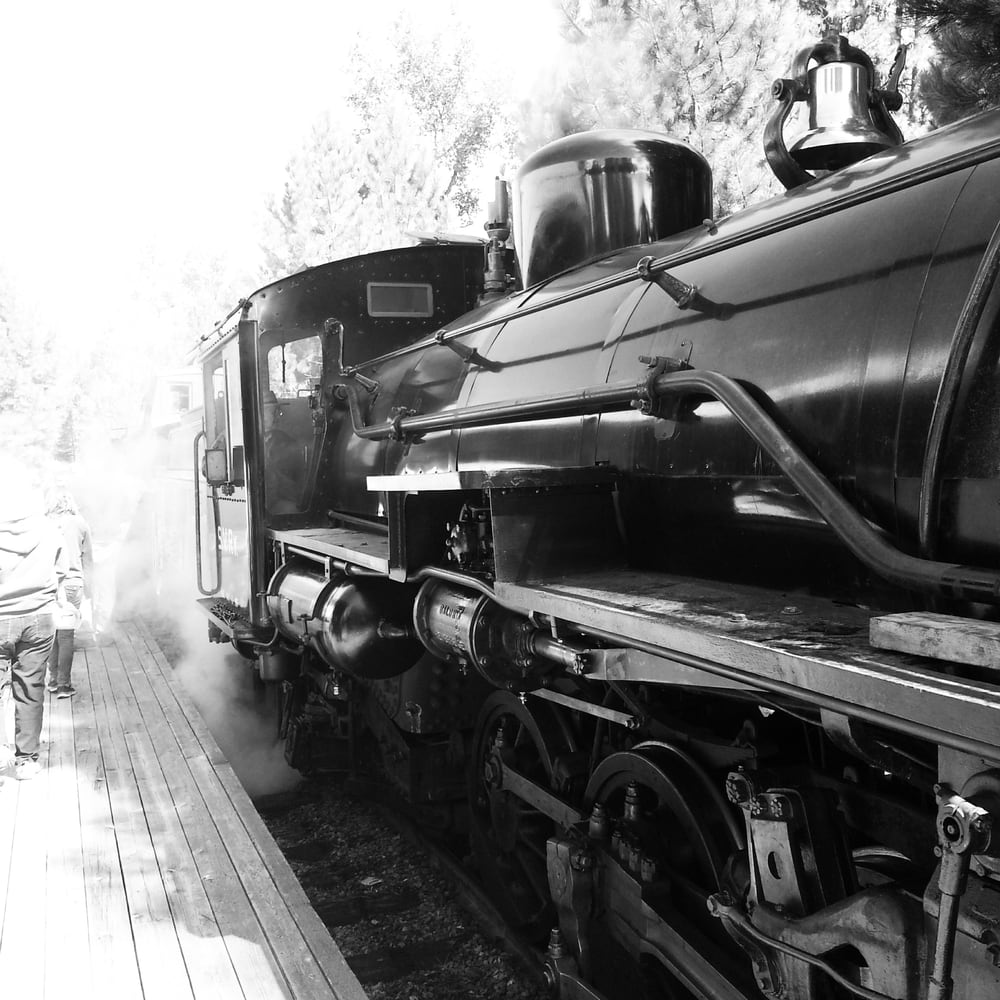 Sumpter Valley Railway: Baker City, OR