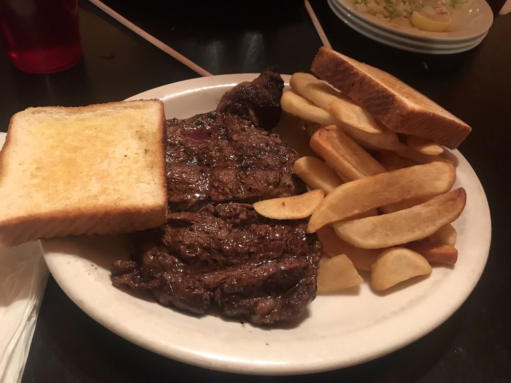 Oh Bryans Family Steakhouse: 390 Rock Cliff Rd, Hamilton, AL