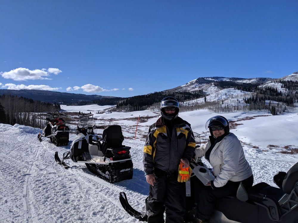Sunlight Snowmobile Tours: 2177 Forest Service Rd 30, Glenwood Springs, CO