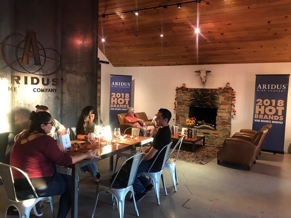 Aridus Tasting Room - Willcox: 145 N Railview Ave, Willcox, AZ