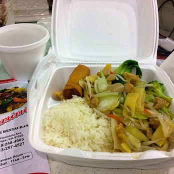 Chinese Food Montrose Ca
