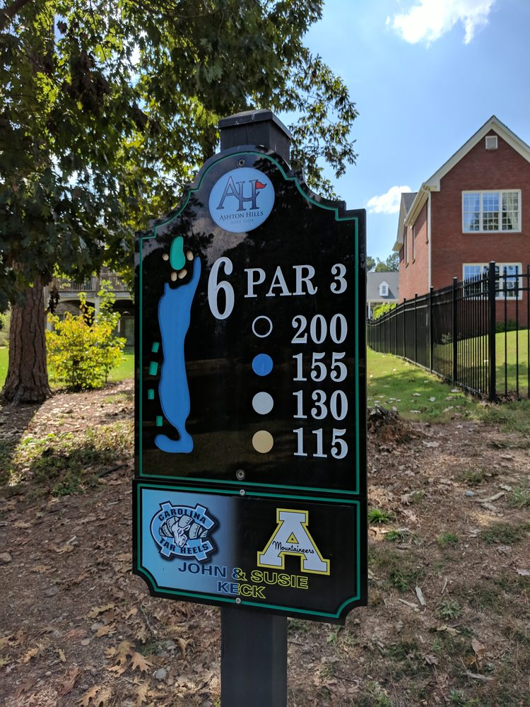 Ashton Hills Golf Club